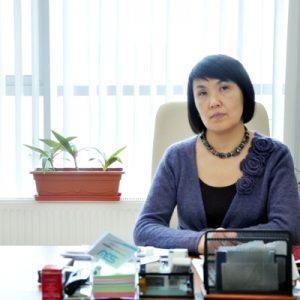 Kuderinova Kuralay