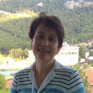 Mariya Mikhaylovna Repenkova