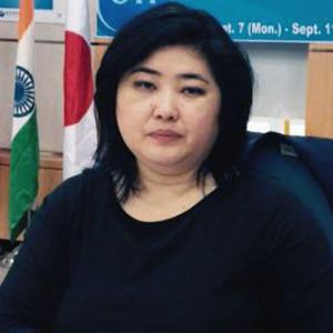 Şolpan Yesimova